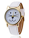 Women's Fashion Personality Concise Quartz Kitty  Belt Watch(Assorted Colors) Cool Watches Unique Watches
