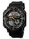 Skmei® Men's Dual Time Zone Outdoor Sports Multifunction Wrist Watch 50m Waterproof Assorted Colors Cool Watch Unique Watch