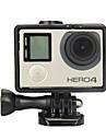 kingma® accessori GoPro montaggio telaio Custodia protettiva per telecamera GoPro Hero 3 3+ 4