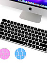 XSKN Ultra Thin Keyboard Cover Silicone Skin for Magic Keyboard 2015 Version, US Layout