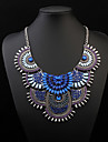European Style Bohemian Ethnic Fashion Sector Necklace