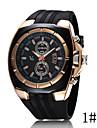 Женские Спортивные часы Модные часы Кварцевый Plastic Группа Черный