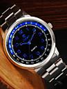 Men's Watch Popular Digital Simple Dual Time Display Casual Quartz Watch Cool Watch Unique Watch