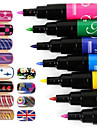 Manicure Painting Brushwork Art Manicure Pen Pen Set Nail Art Pen DIY nail 1Pc