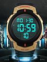SKMEI® Men\'s LCD Digital Sport Watch Fashion Sporty Stopwatch Cool Watch Unique Watch