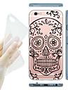 For iPhone 6 Case / iPhone 6 Plus Case Transparent / Pattern Case Back Cover Case Cartoon Soft TPU iPhone 6s Plus/6 Plus / iPhone 6s/6