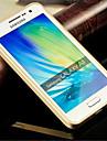 металлическая рама акриловое зеркало объединительной платы металл жесткий чехол для Samsung Galaxy a3