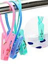 Travel HangerForToiletries Plastic 7.5 x 3.5 x 1cm