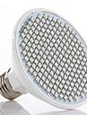 24W E26/E27 LED лампа для теплиц 200 1500 lm Красный / Синий AC 85-265 V 1 шт.