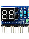 "2-Digit Common Anode 0.36"" Digital Display Module for Arduino+Raspberry Pi - Blue"