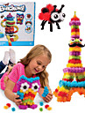 NEW Bunchems Good Package New Building Toy 370 Pieces DIY Kids Play 36 Accessories Kit Children Best Gift