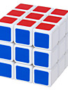 Magic Cubes IQ Cube Shengshou Háromsoros Sebesség Sima Speed Cube Bűvös kocka puzzle Fekete Elhalványulnak / Ivory ABS