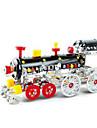 Puzzles 3D - Puzzle / Metallpuzzle Bausteine DIY Spielzeug Schleppe 353 Metall Rot / Schwarz / Gelb / Silber Model & Building Toy