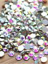 Outras Decoracoes-Casamento- para Dedo- de Outro- com 1 pacote (aprox.1000pcs) AB pedras para unhas-1.4mm,1.6mm,1.8mm- (cm)