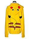Pocket Monster Pikachu Adult Kigurumi Hoodie Coat