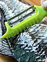 Multifunction Cucumber Vegetable Peeler Planing Knife Scales Random Color