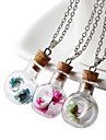 Women\'s Pendant Necklaces Glass Fashion Costume Jewelry Jewelry For Daily Casual