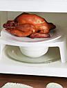 кухня микроволновая двухслойный блюдо держатель стойки крышка лотка