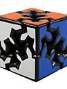 부드러운 속도 큐브 기어 속도 매직 큐브 블랙 페이드 플라스틱