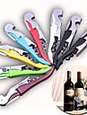 многофункциональный металлический штопор вина бутылки пива крышка нож гиппокамп нож (случайный цвет)