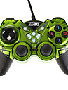 USB-908 Double Shock Controller Green