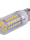 1 pcs e14 / G9 / E26 / E27 15 60 w SMD 5730 1500 lm branco quente / frio branco lampadas milho ac 110/220 V
