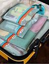 Travel Travel Bag / Luggage Organizer / Packing Organizer Travel Storage / Luggage Accessory Net Fabric