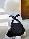 Собаки смокинг Черный Одежда для собак Лето Весна/осень Английский Свадьба Новый год
