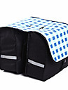 Bike Bag 5LPanniers & Rack Trunk Waterproof / Shockproof / Wearable Bicycle Bag Mesh / 600D Ripstop Cycle Bag Cycling/Bike 36*32*24