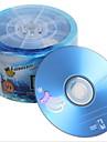 банан DVD-R 16x 50pcs 600pcs / CTN 4.7GB пустой DVD для фильмов / музыки / хранения данных