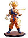 18CM Dragon Dall Z Action Figures Super Saiyan Son Goku PVC Collectible Toy Model