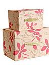 Коробки для хранения / Мешки для хранения / Единицы хранения Нетканые сОсобенность является С крышкой , ДляТуфли / Галстуки / Бельё /