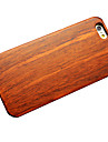 Pear Wood Hard Back Cover for iPhone 6s 6 Plus