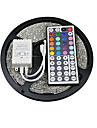 z®zdm 5м 150x5050 SMD RGB свет водить прокладки ip20 с 44key пульта дистанционного управления (DC12V)