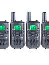 T899462C2P Радиотелефон 0.5W 22 Channels 400-470 мГц AAA alkaline battery 3 - 5 кмVOX / подсветка / Шифрование / Уведомление о низком