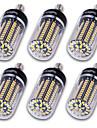 12W E14 / E12 / E26/E27 LED-maislampen T 120 SMD 5736 1200 lm Warm wit / Koel wit Decoratief AC 220-240 / AC 110-130 / AC 85-265 V 6 stuks