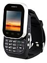 """w1 ≤3 """" Other Телефон-часы (Одна SIM-карта Другое 0.8 MP <256MB + Другое Черный Белый)"""