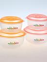 yooyee миску бренд салат оптом, салатница с крышкой, пластиковый прозрачный салатник