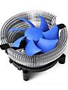 низкий уровень шума 775amd1150 вентиляторы охлаждения процессора для компьютера