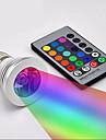творческое украшение 3w свет e27 RGB с дистанционным управлением рождественскую ночь свет украшение дома затемняемый алюминий