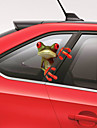 3D Frog Car Stickers Personality DIY Fashion 3D Wall Decals