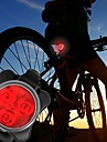 Велосипедные фары Передняя фара для велосипеда Задняя подсветка на велосипед LED - Велоспорт Простота транспортировки Осторожно!Сеточная
