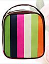 полоса макияж мешок косметическая коробка водонепроницаемый полиэстер дорожная сумка слеза мыть мешок