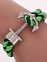 Europe and the United States to restore ancient ways anchor bracelet, multicolor woven bracelet