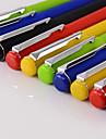 Гелевая ручка Ручка Гелевые ручки Ручка,Пластик бочка Черный Цвета чернил For Школьные принадлежности Офисные принадлежности В упаковке
