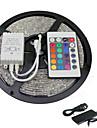 5м SMD5050 RGB 300leds свет водить прокладки 24 ключевых пульт дистанционного управления&Мощность 5а (DC12V)