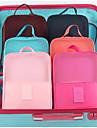 Коробки для хранения / Шкафчики / Хранение косметики Текстиль с 鞋子以及衣物 , Особенность является Дорожные , Для Туфли