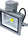 Jiawen Waterproof 20W 1800LM  PIR Motion Sensor LED Flood Light Induction Lamp (AC85-265V)