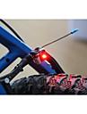 Eclairage securite velo / Ecarteur de danger LED LED Cyclisme Petit Ultra leger Pile C 100 Lumens Batterie Cyclisme-Eclairage