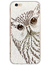 Owl Pattern Cartoon PC Hard Case For Apple iPhone 6s Plus/6 Plus/iPhone 6s/6/iPhone SE/5s/5